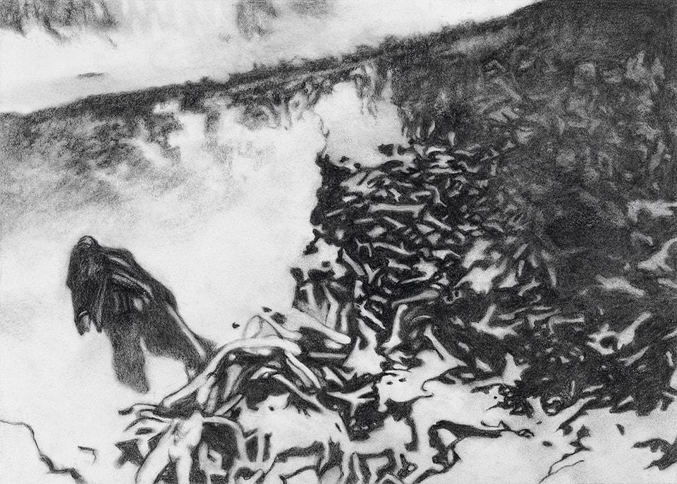 Mass Graves at Bergen-Belsen