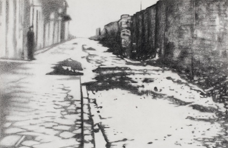 The Warsaw Ghetto is No More