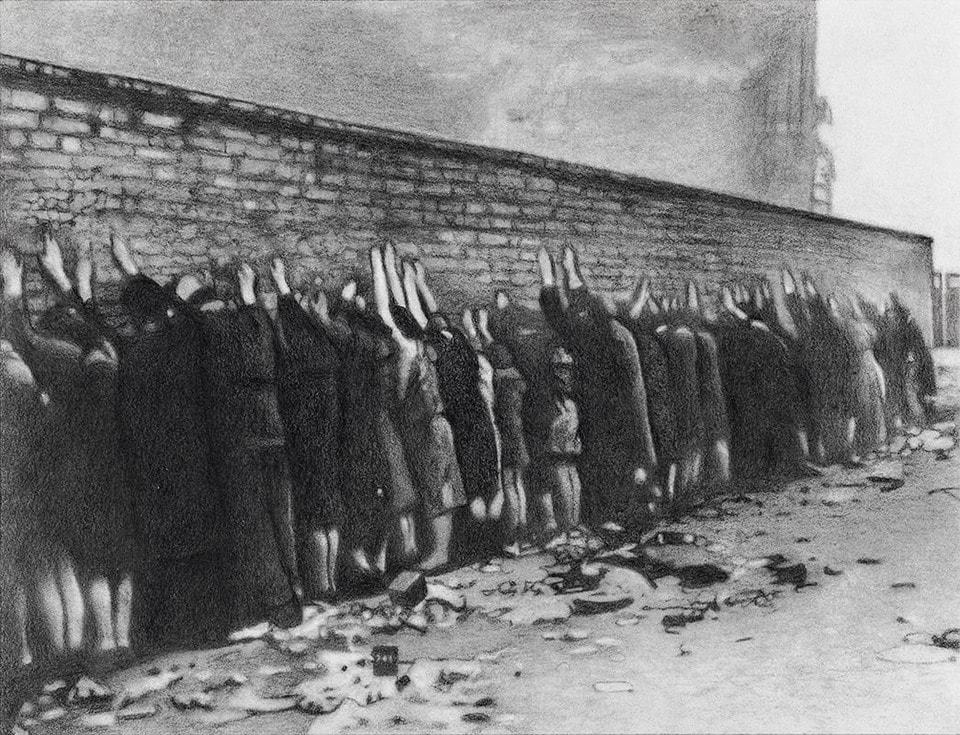Warsaw Ghetto Prisoners