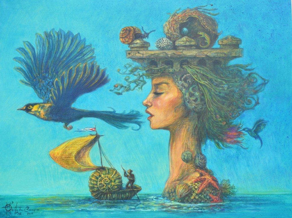 La Isla Dormida