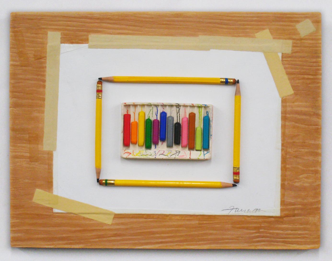 Crayos and Pencils