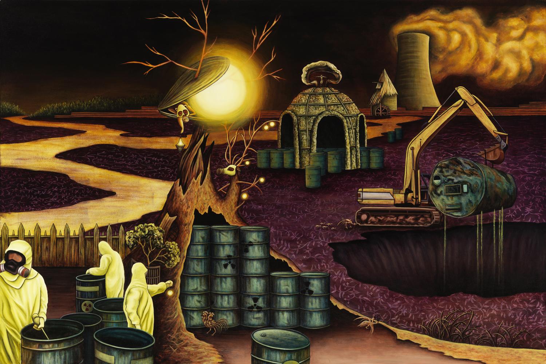 Living Under Sodom's Terrain