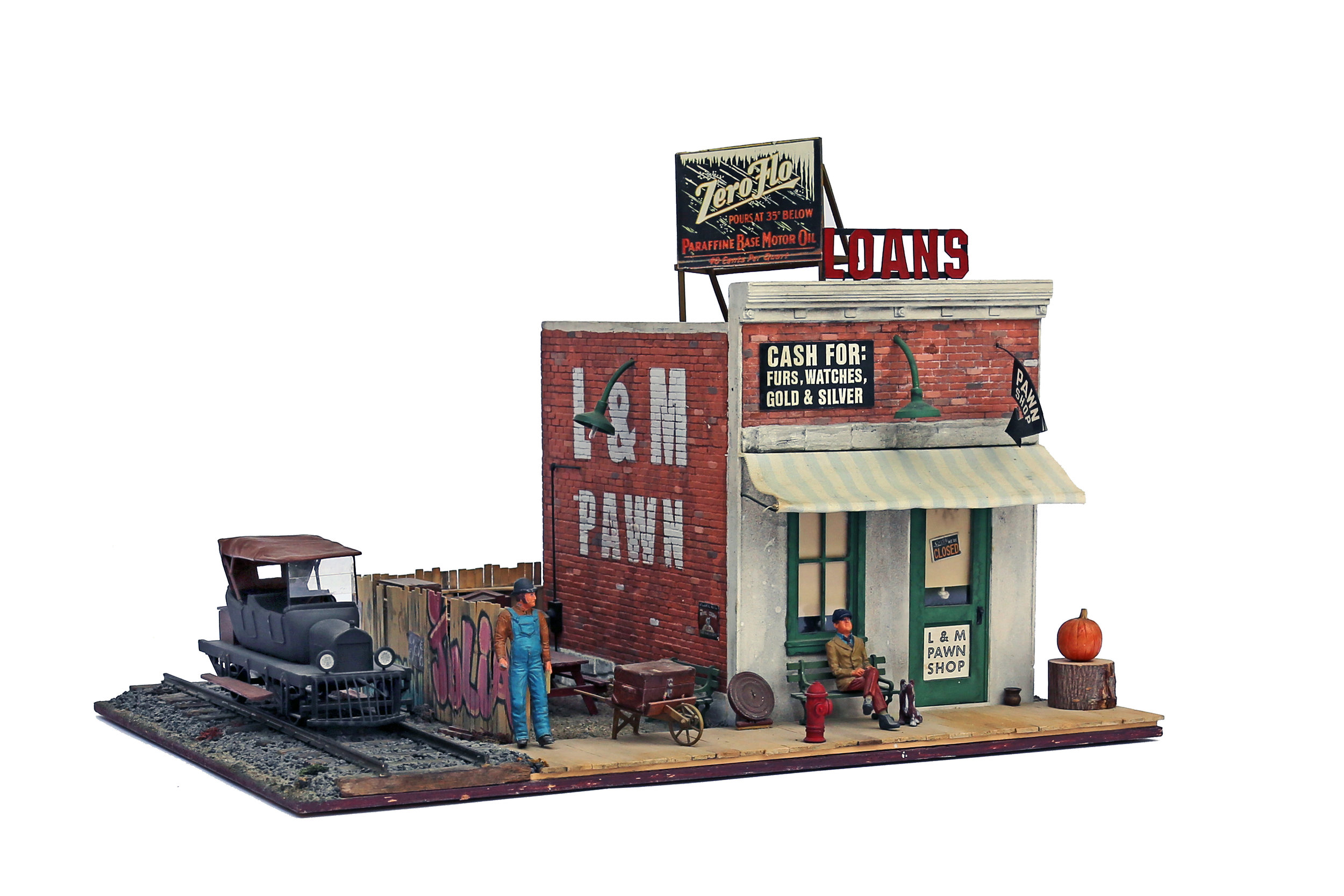 L and P Pawn Shop