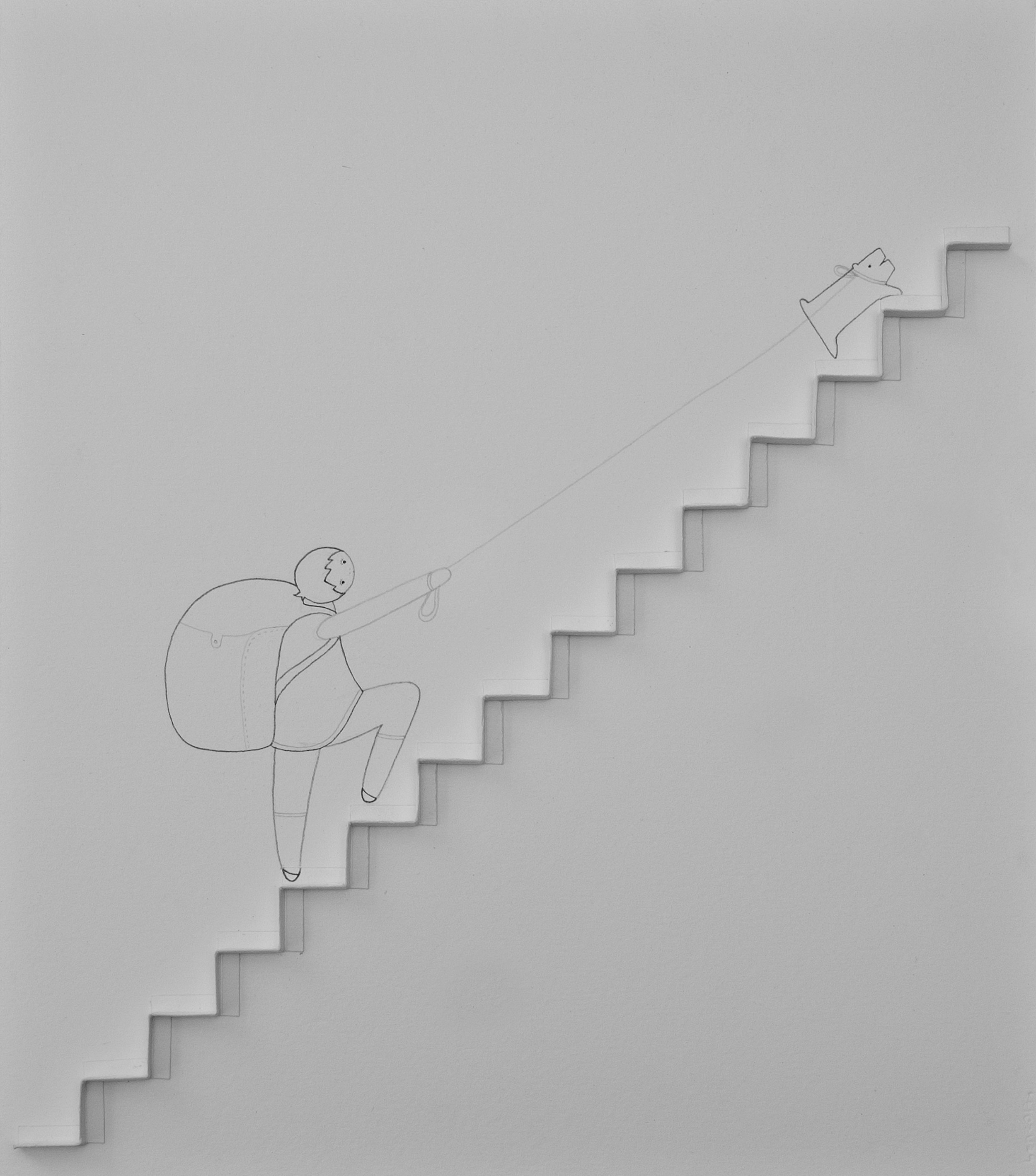 Untitled (Stairs)