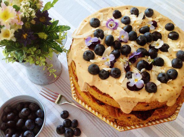 birthday cake vegan plant based