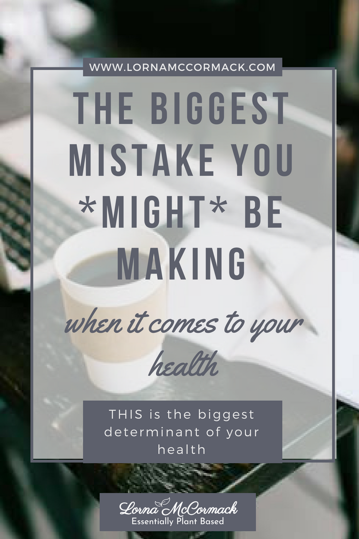 Pin Blog stress the biggest determinant of your health & what to do about it 2.png