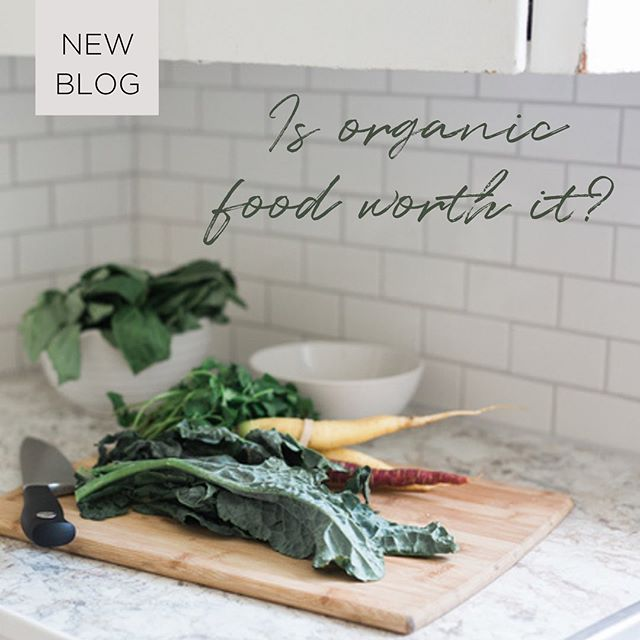 7 tips for buying organic food on a budget . You're likely no stranger to the benefits of organic food over conventionally grown food -- organic foods 'aren't allowed to be cultivated with nasty pesticides, synthetic growth hormones, and GMOs. . But perhaps the price tag of organic food makes you wonder if it's worth it or even possible with your food budget. . There are many benefits of eating more organic food, not least lowering your exposure to hormone-disrupting toxins. . The costs of healthcare are more astronomical now than ever, so it makes great sense to take better care of yourself through nourishing foods that don't have harmful agents in them. . But if going all-organic isn't an option, you can still take small steps to get safer food on your plate. . In today's blog find out why eating organic really is important and get my seven tips for choosing organic on a budget. . Click the link in my bio & choose latest blog to read. . Do you buy organic? Any sourcing tips for me?