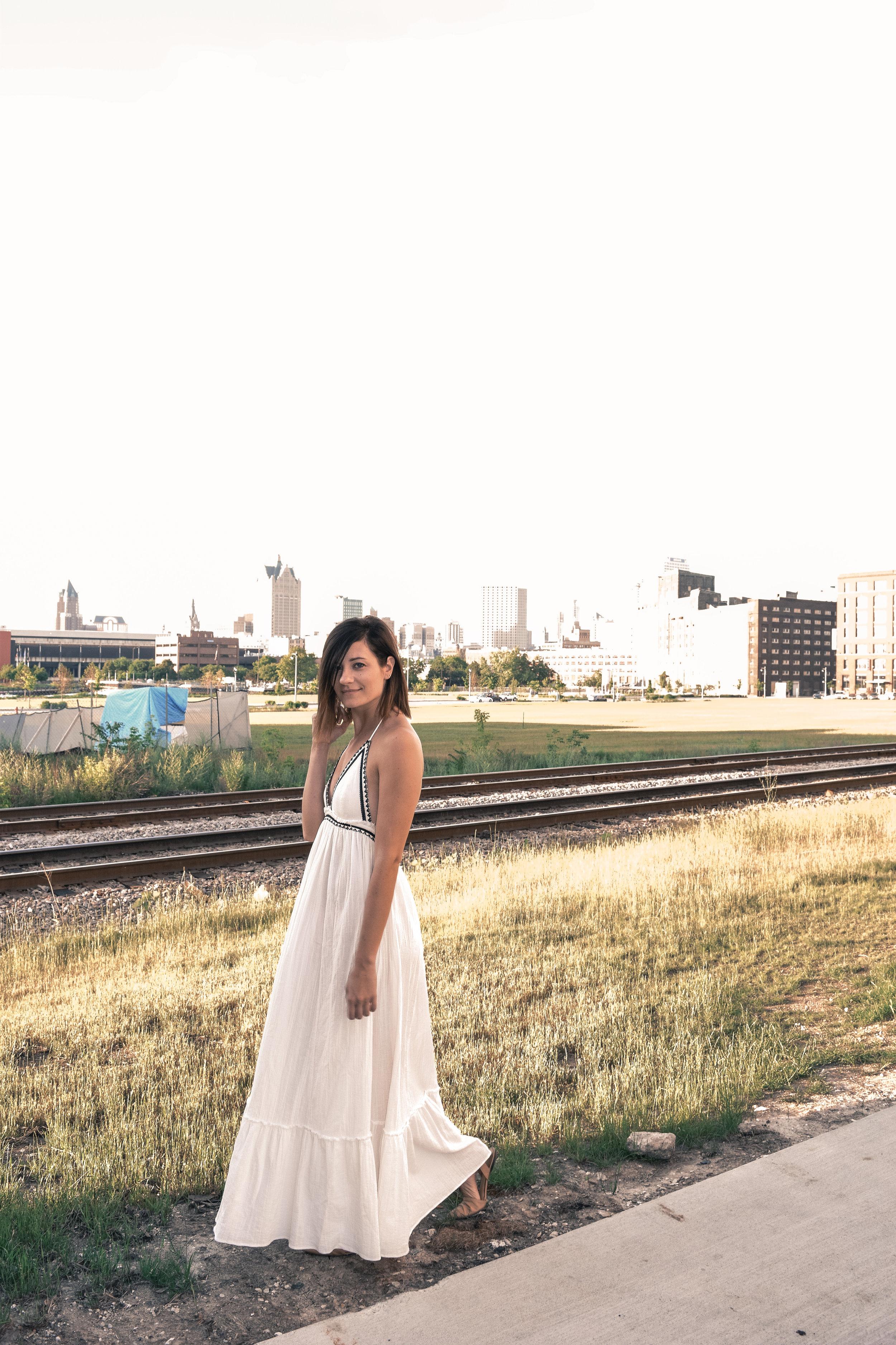 Insta: @katelyn_now | Free People Dress