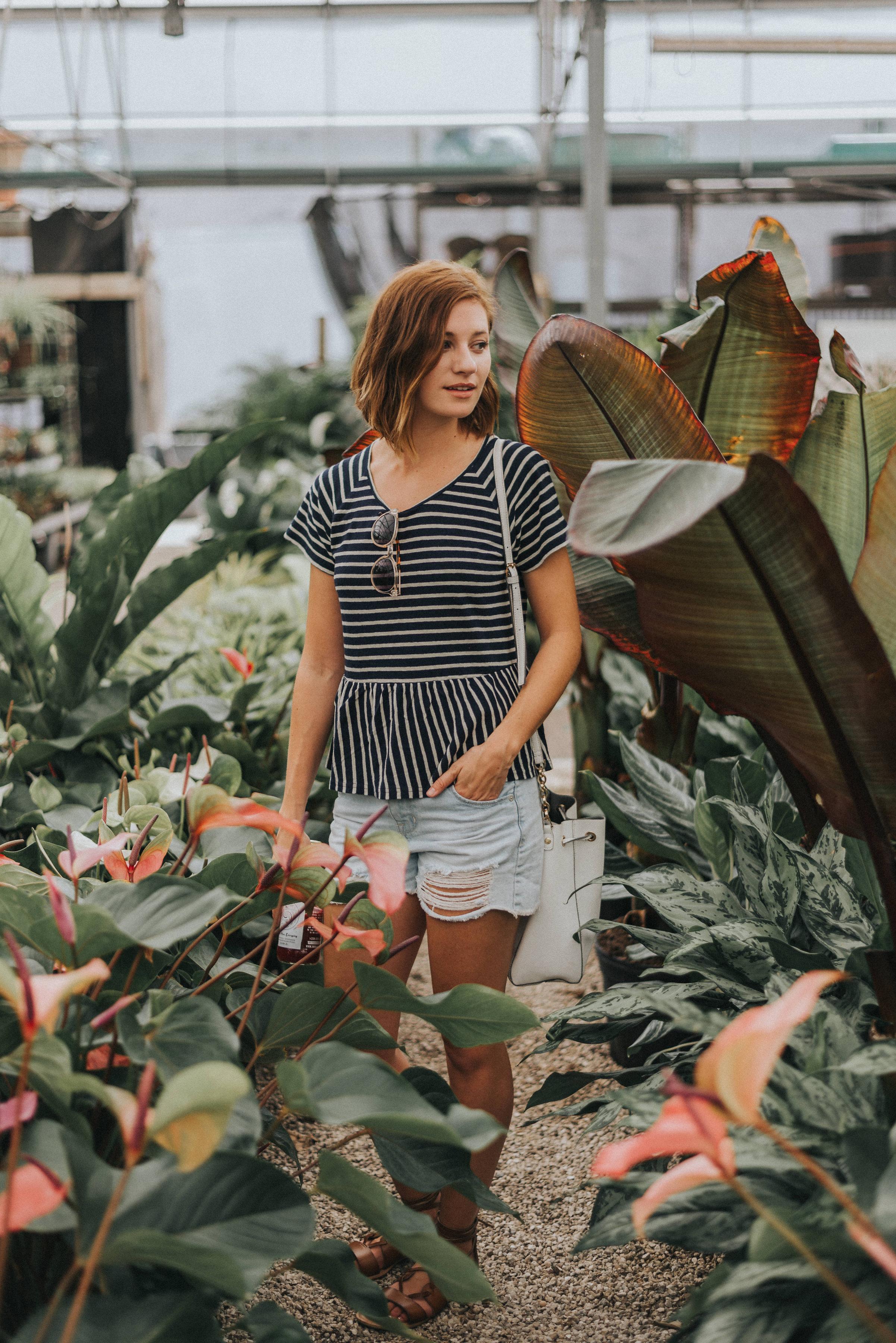 Madewell | Katelyn Now | Peplum
