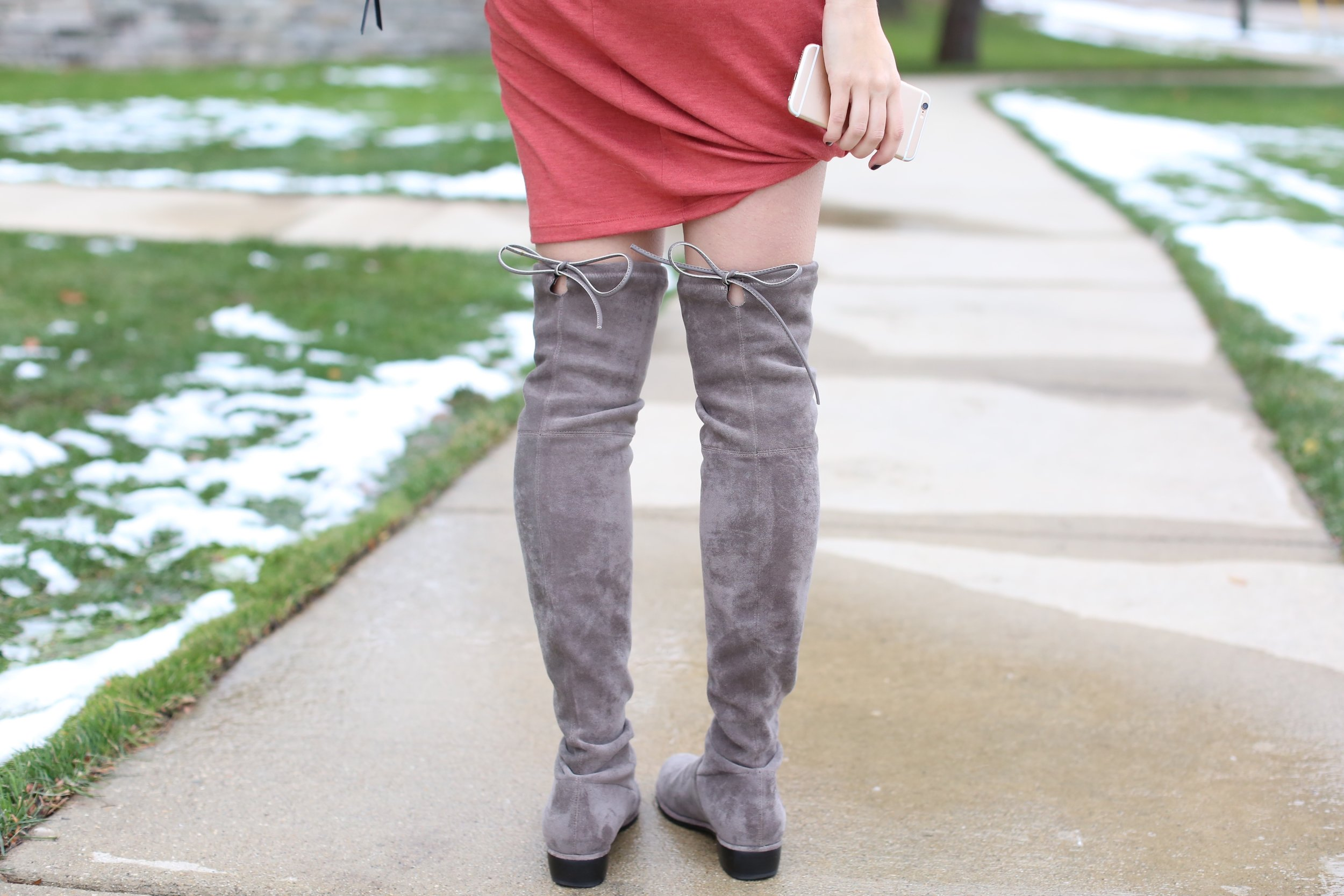 Katelyn Now | Over the Knee Boots | Old Navy Style