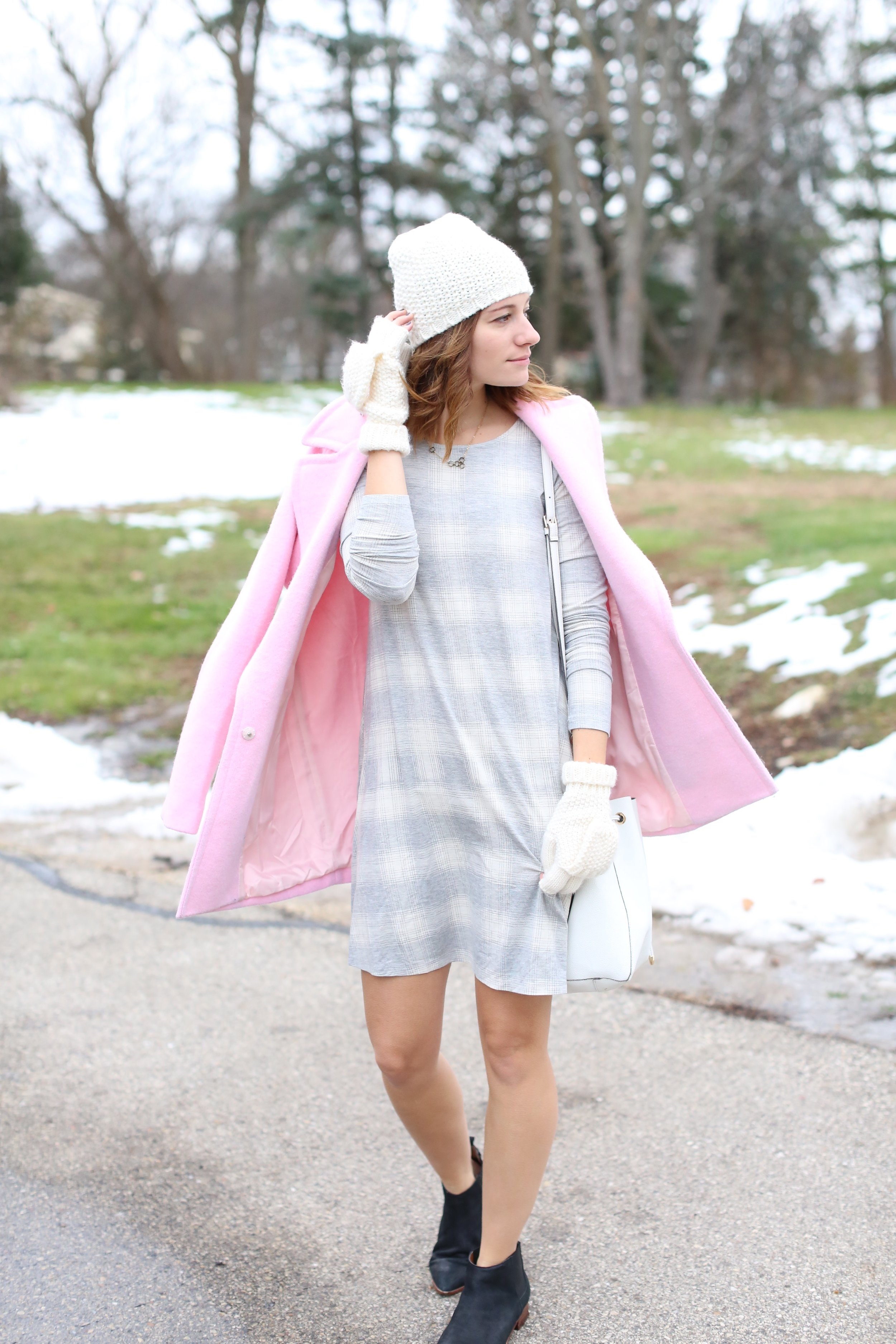 Old Navy Plaid | Katelyn Now