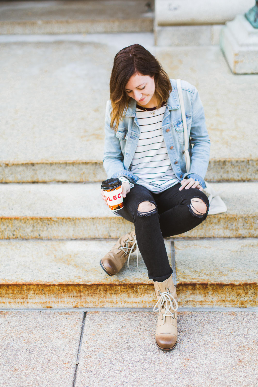 Minimalist Outfit | Neutrals | Katelyn Now