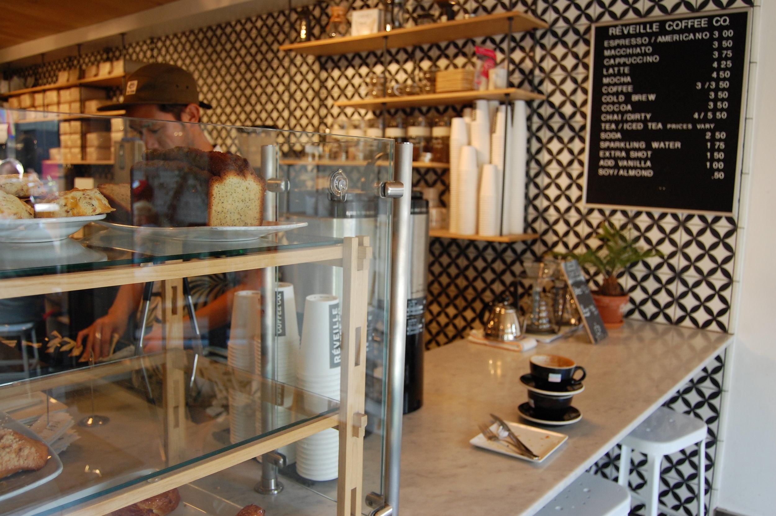 Reveille Coffee Co. | Katelyn Now