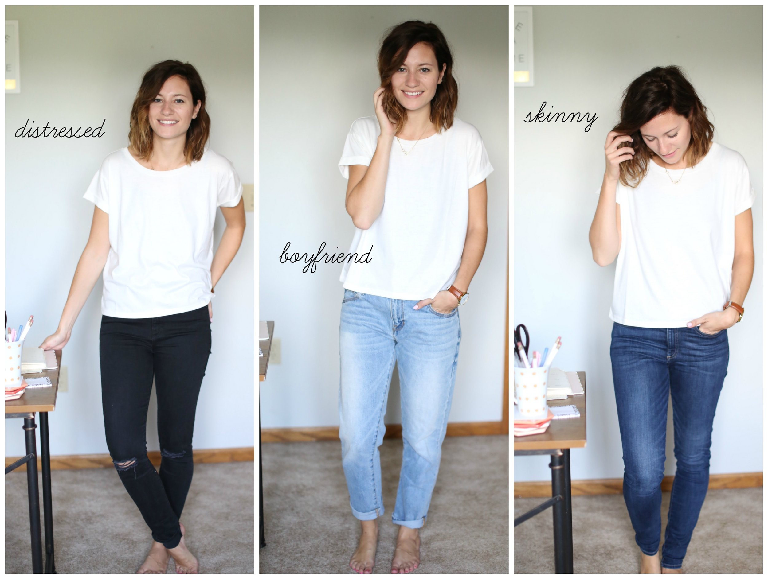 Must Have Denim for Fall | Katelyn Now