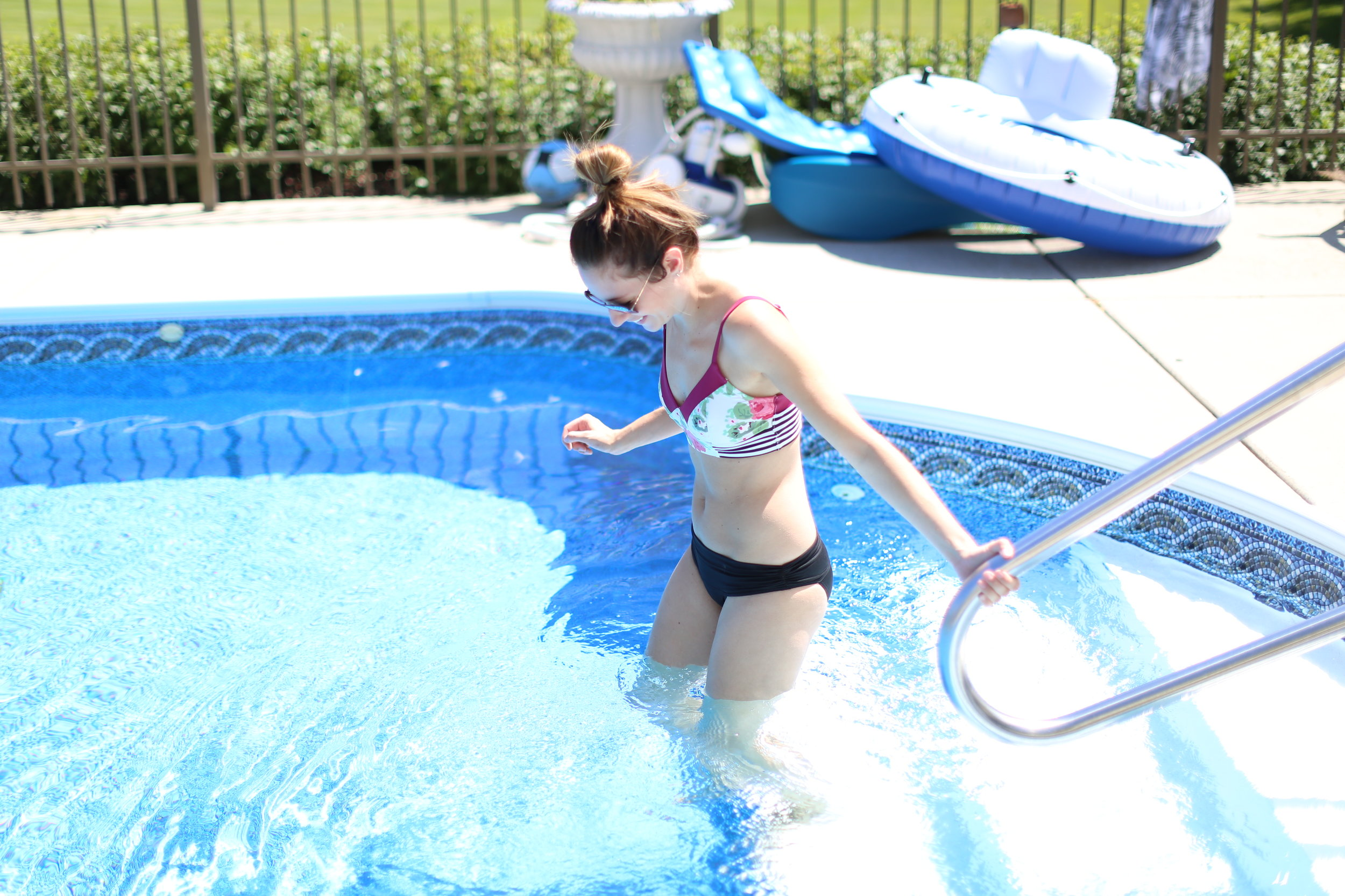Anthropologie Swimsuit | Katelyn Now