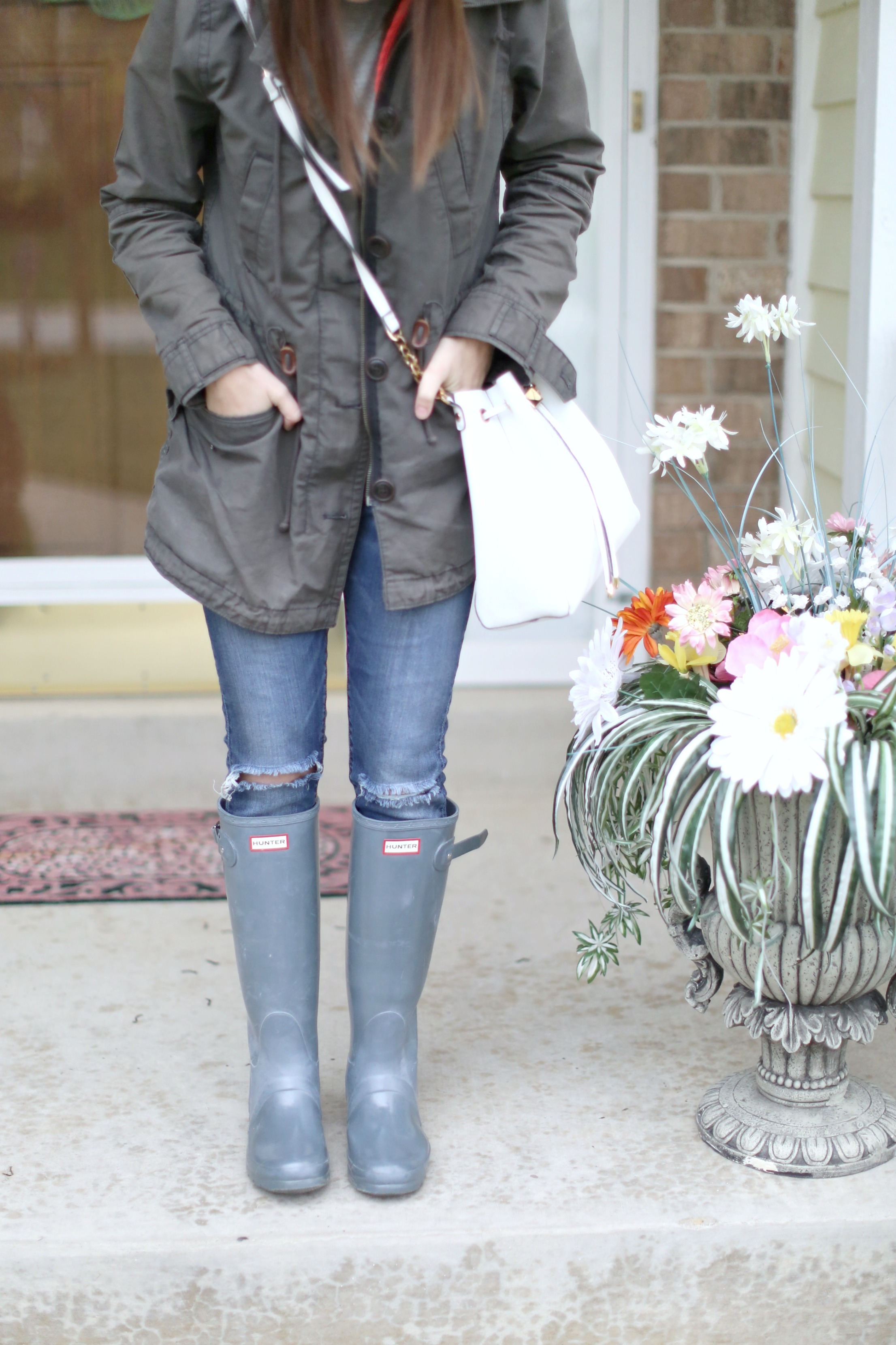 Hunter Boots |Katelyn Now