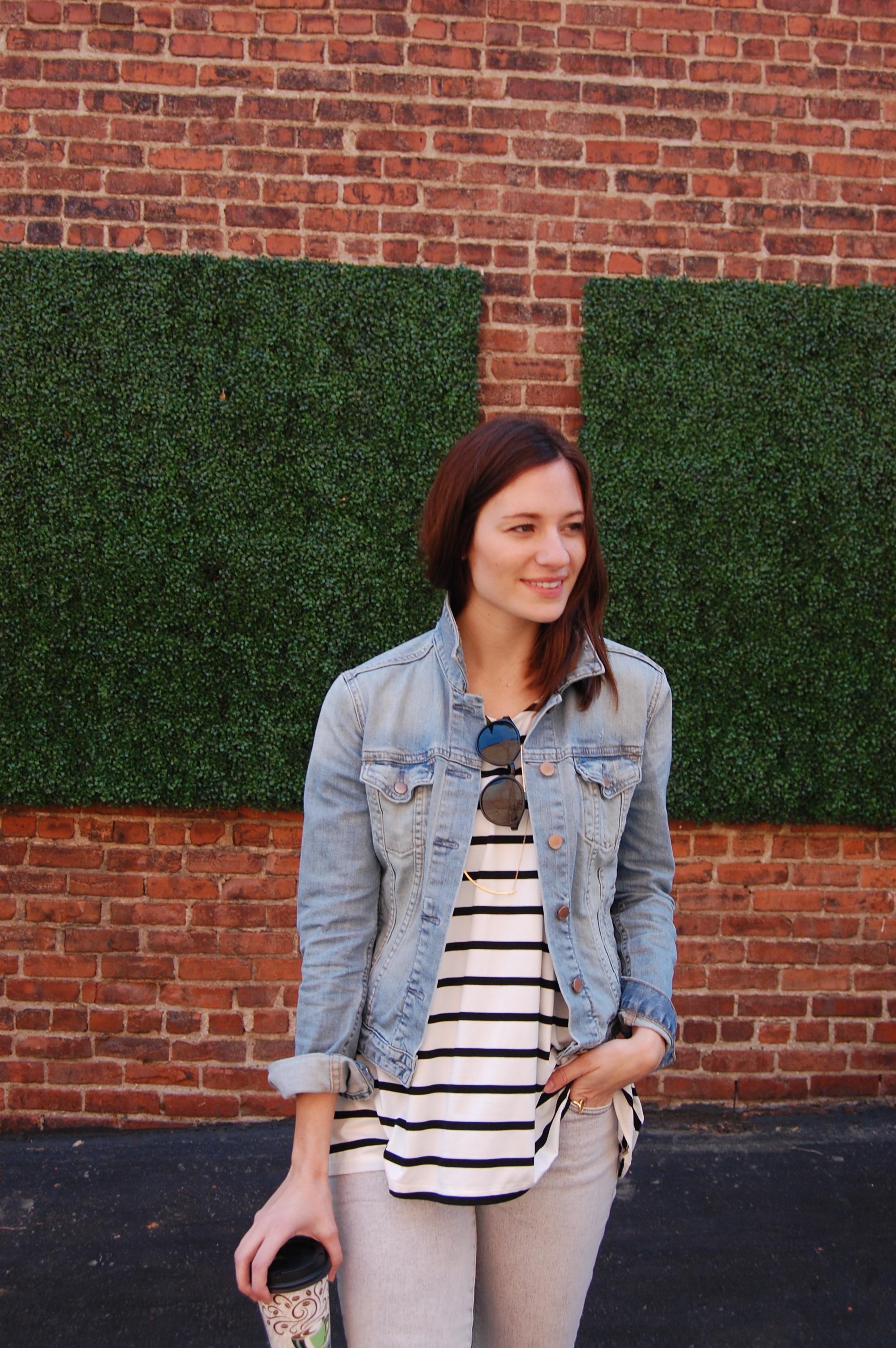 Classic Stripe   Katelyn Now