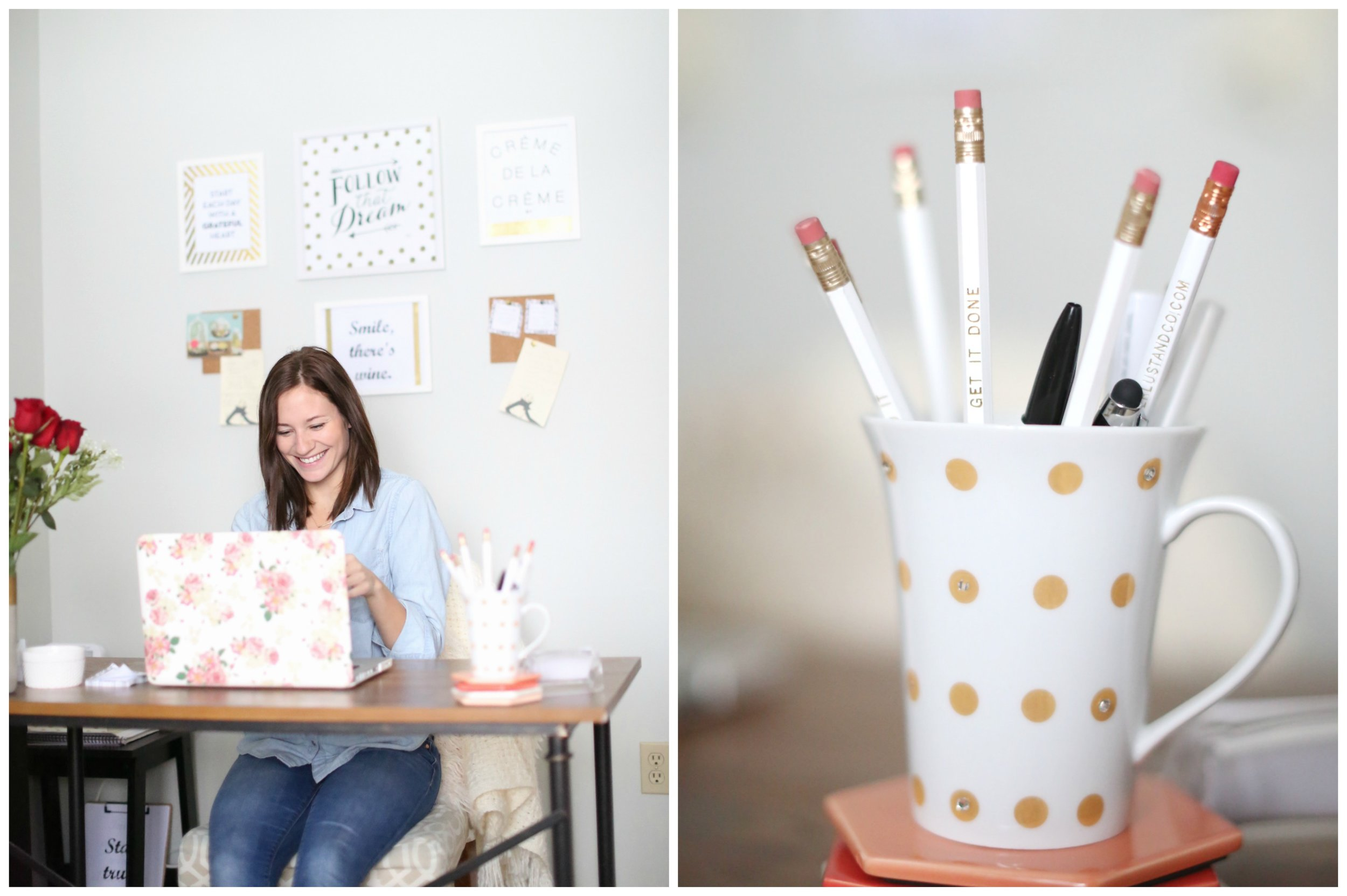 Office Inspiration | Katelyn Now