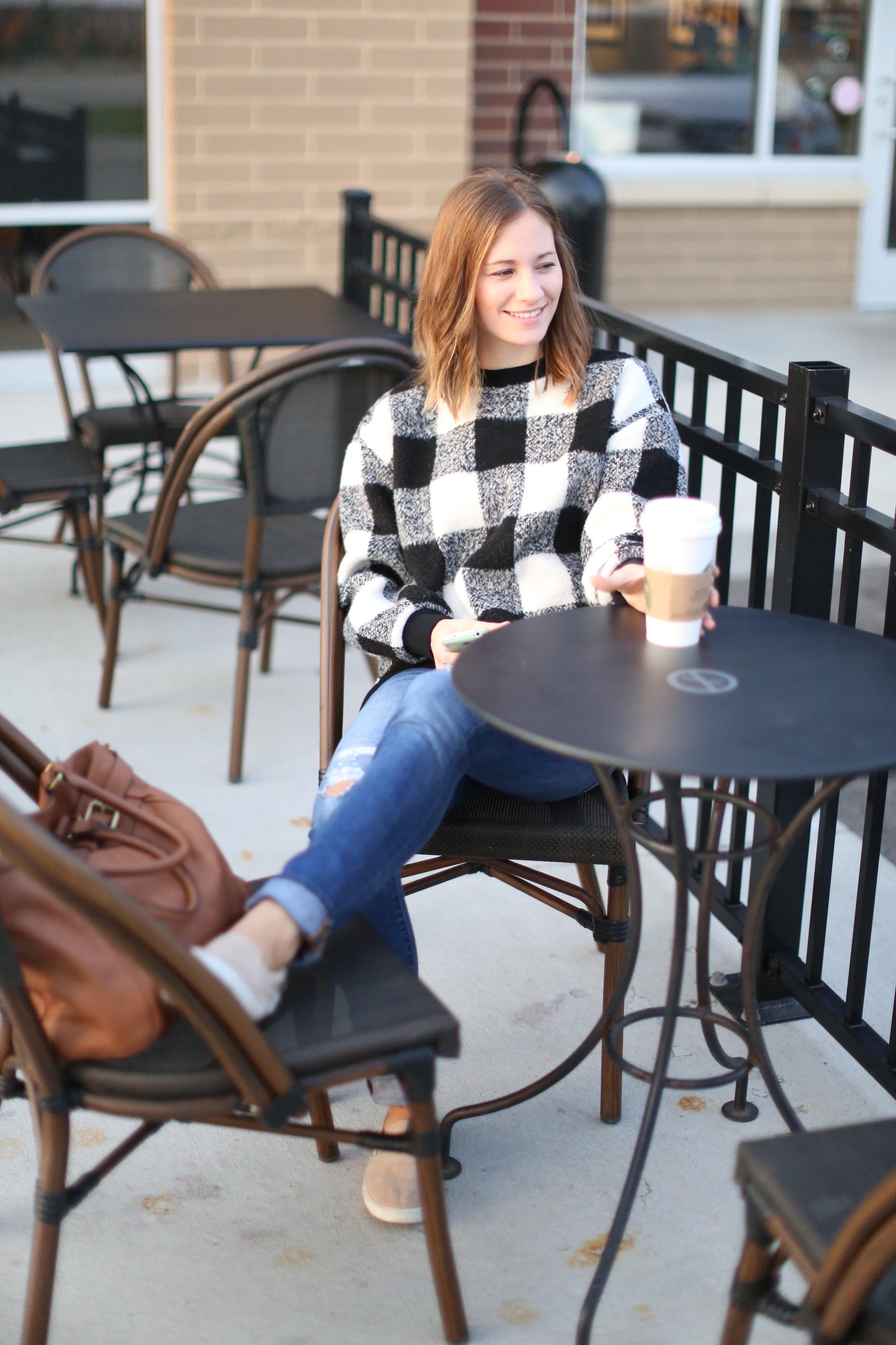 Buffalo Plaid | Katelyn Now