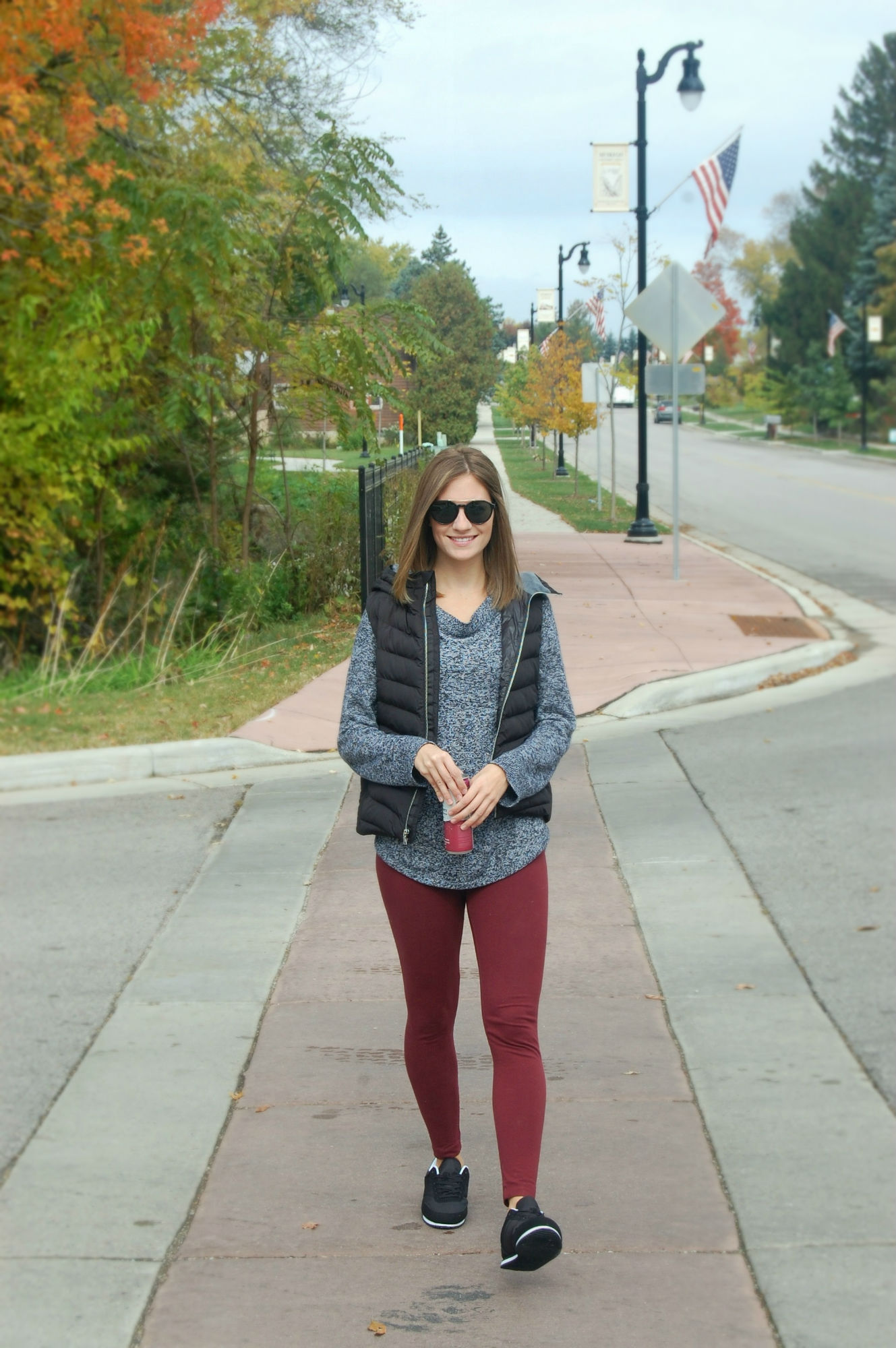Comfy Fall Outfit | Katelyn Now