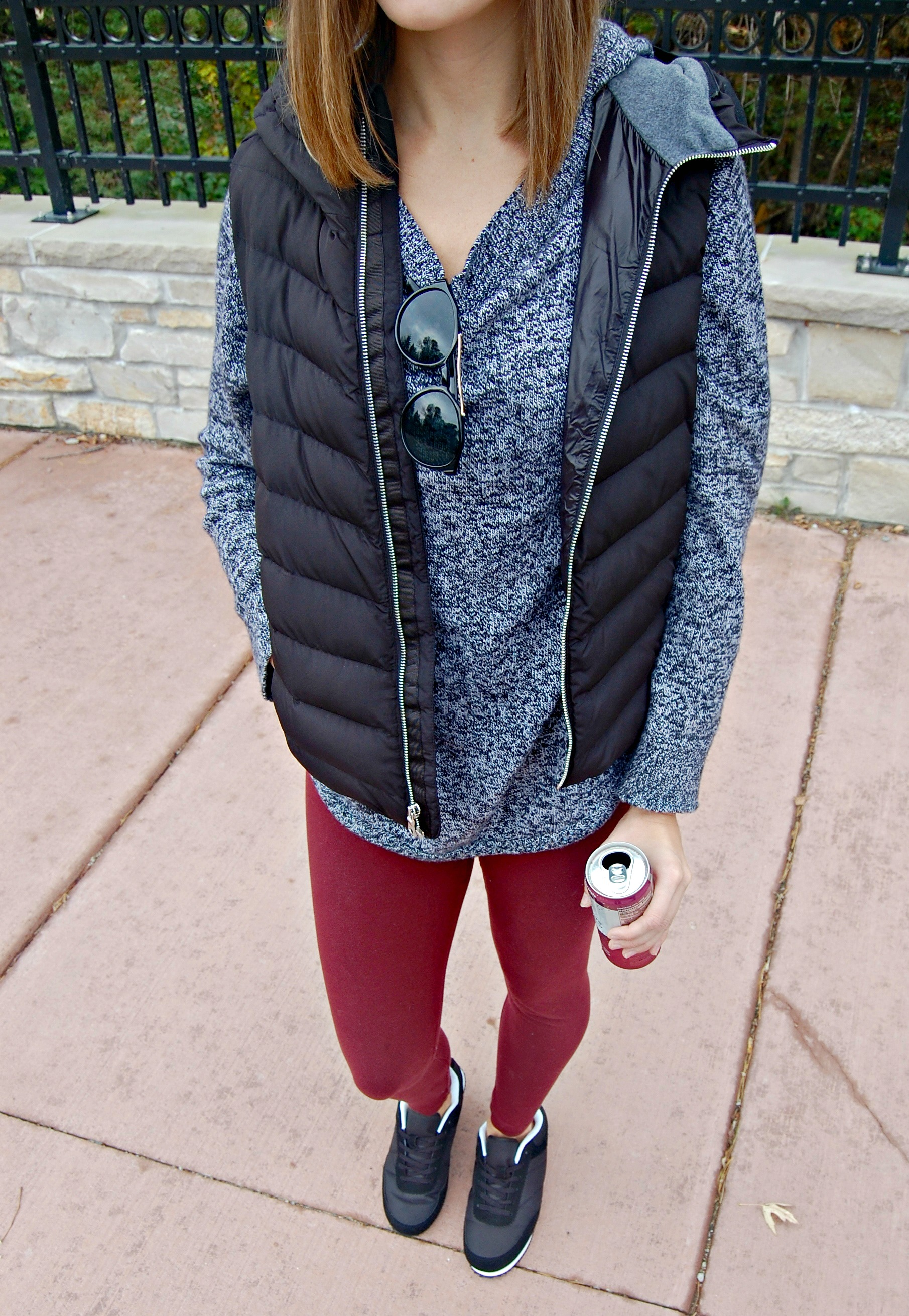 Comfy Look for Fall | Katelyn Now