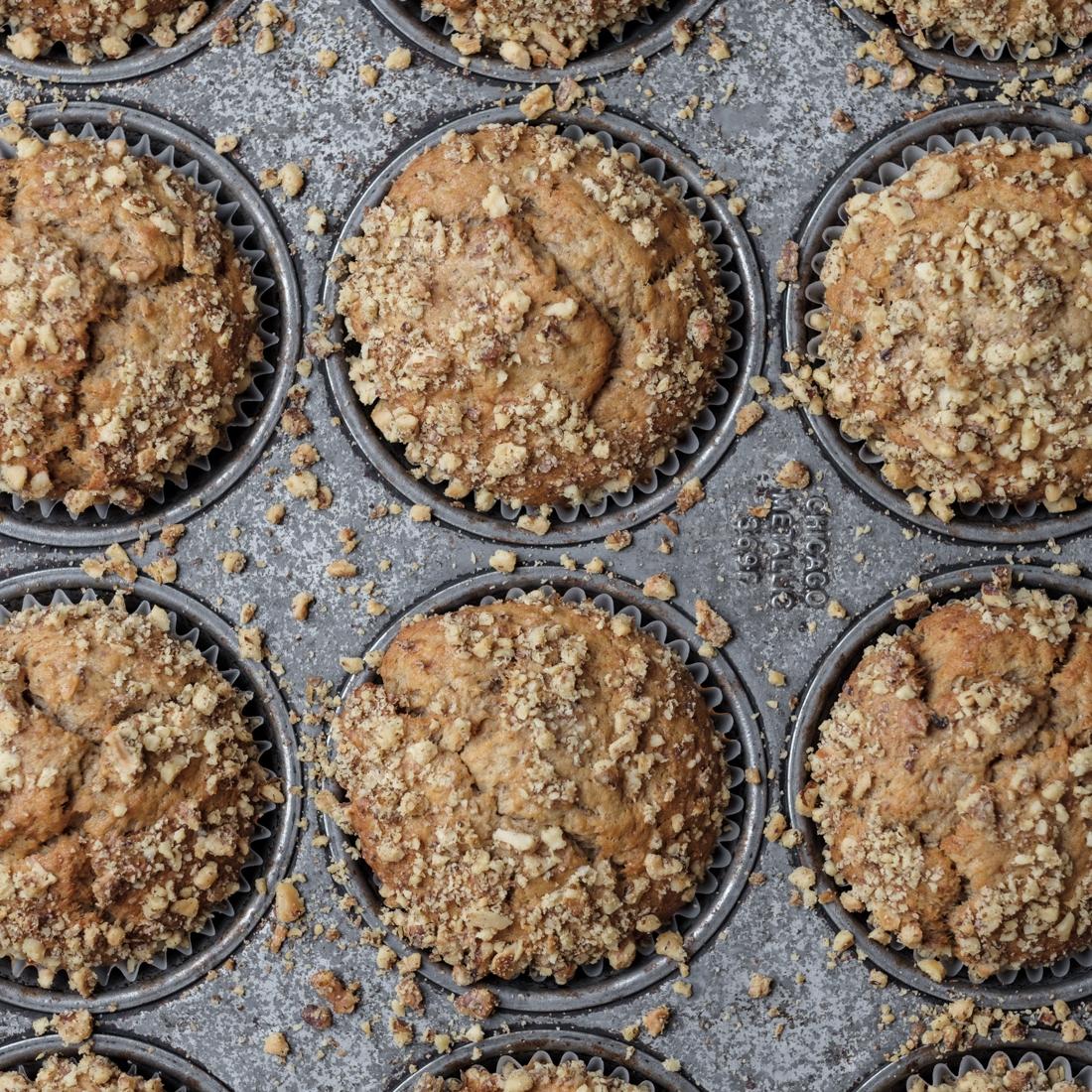 Muffin - Banana Nut