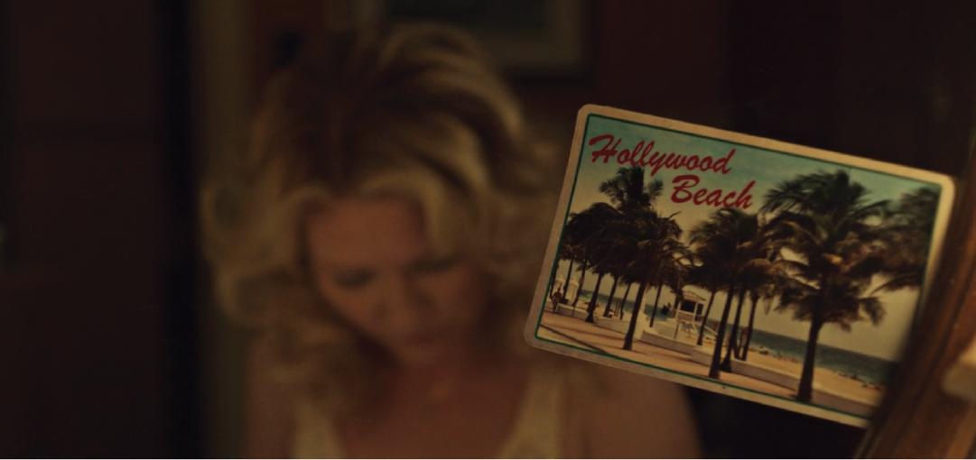 Hollywood Beach Postcard