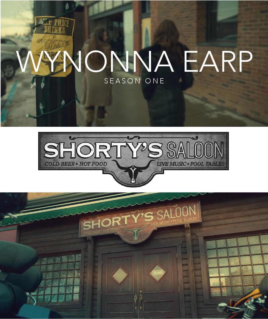Shorty's Saloon