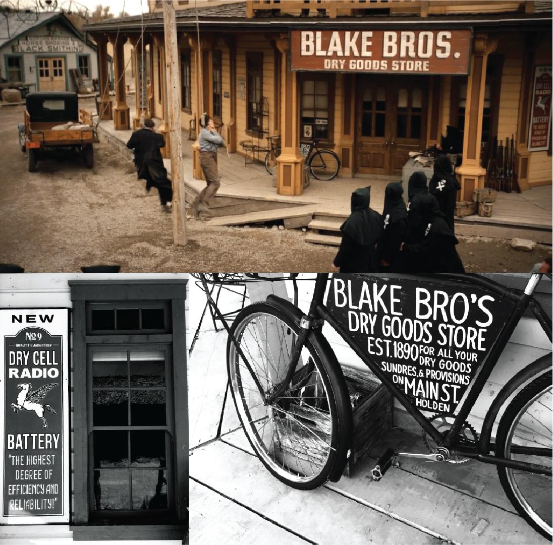 Blake Bros. Store