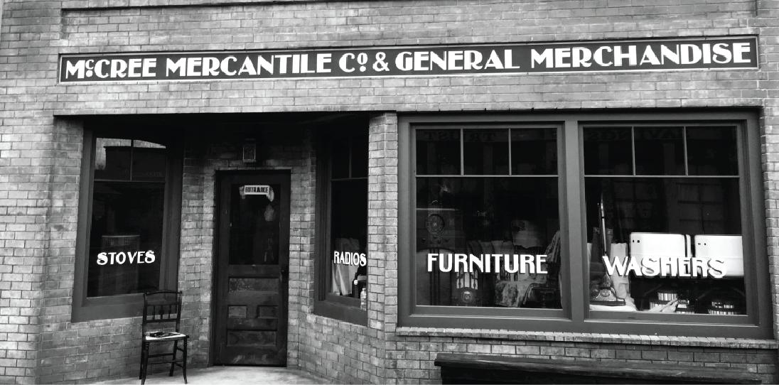 McCree Mercantile General Merchandise