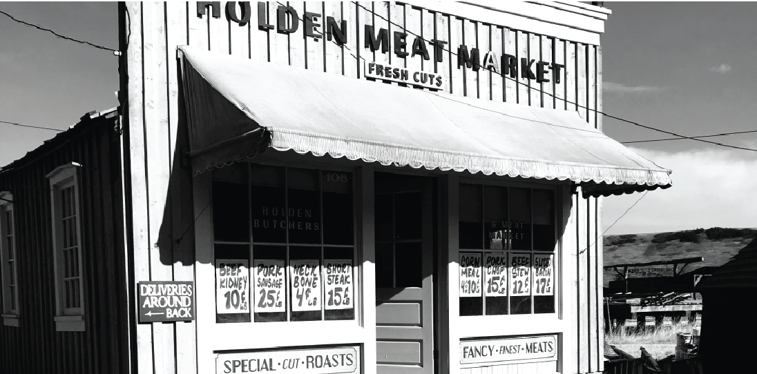 Holden Meat Market