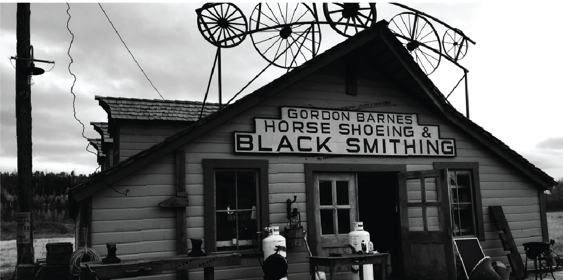 Black Smithing