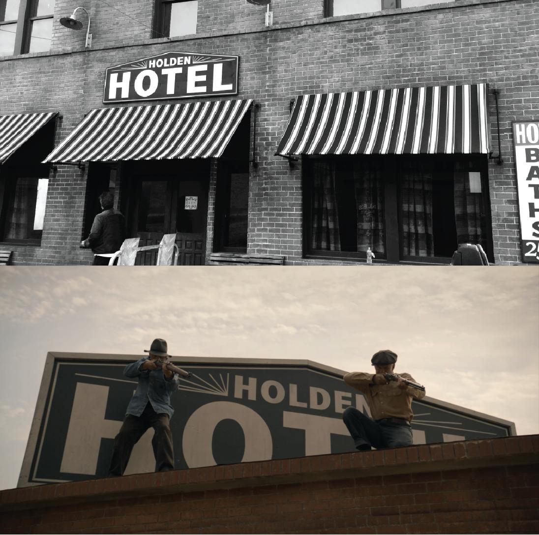 Holden Hotel