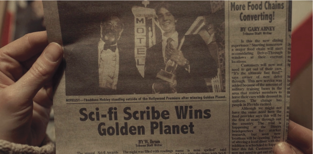 1970's Newspaper Clipping