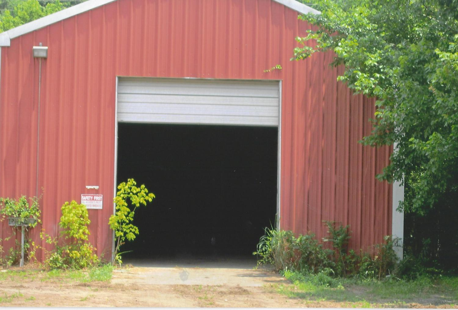 EXTERIOR OF WAREHOUSE 2A.  1,769 SF