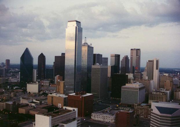 Dallas, TX by day