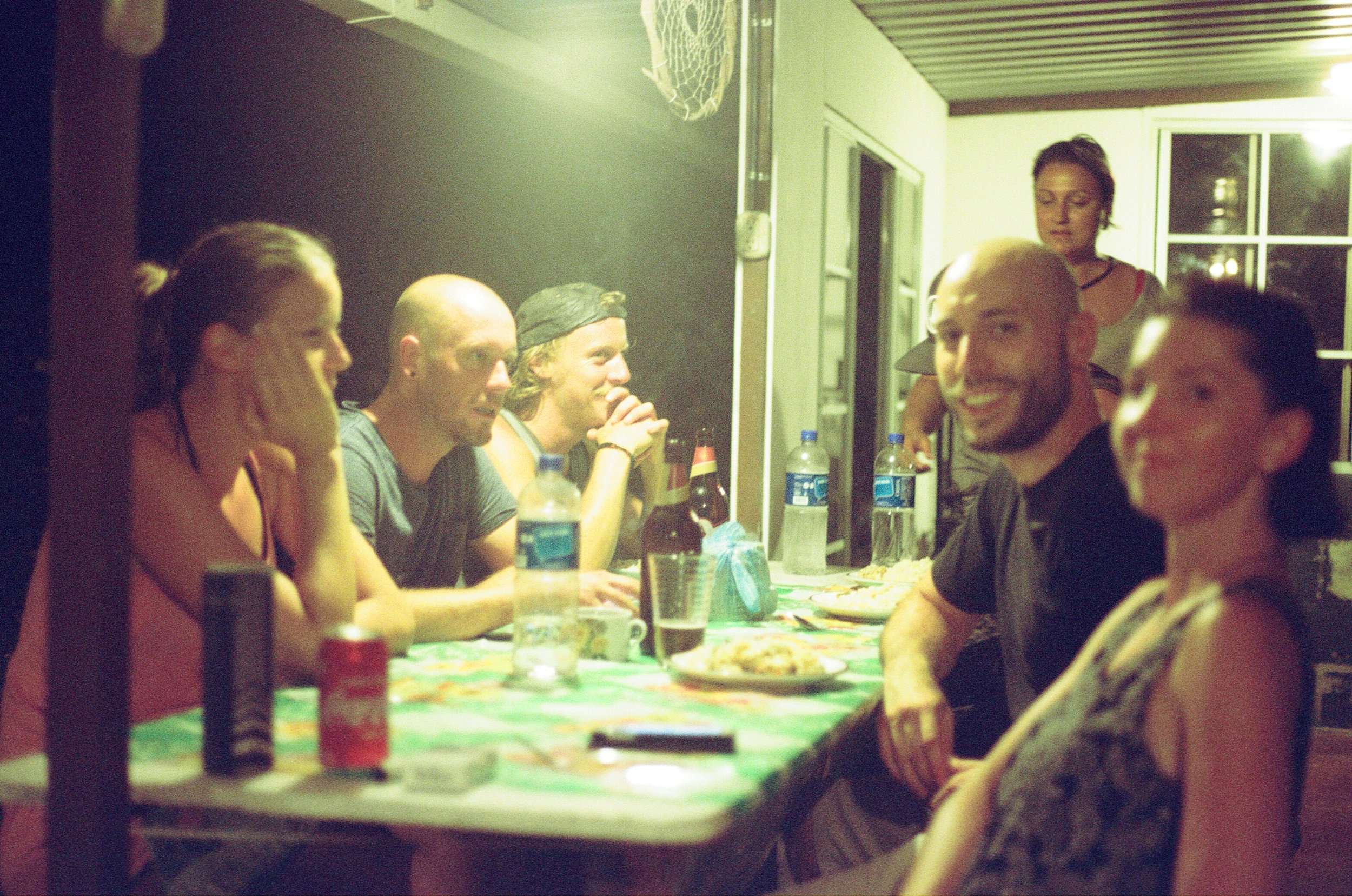 Table of Foreigners