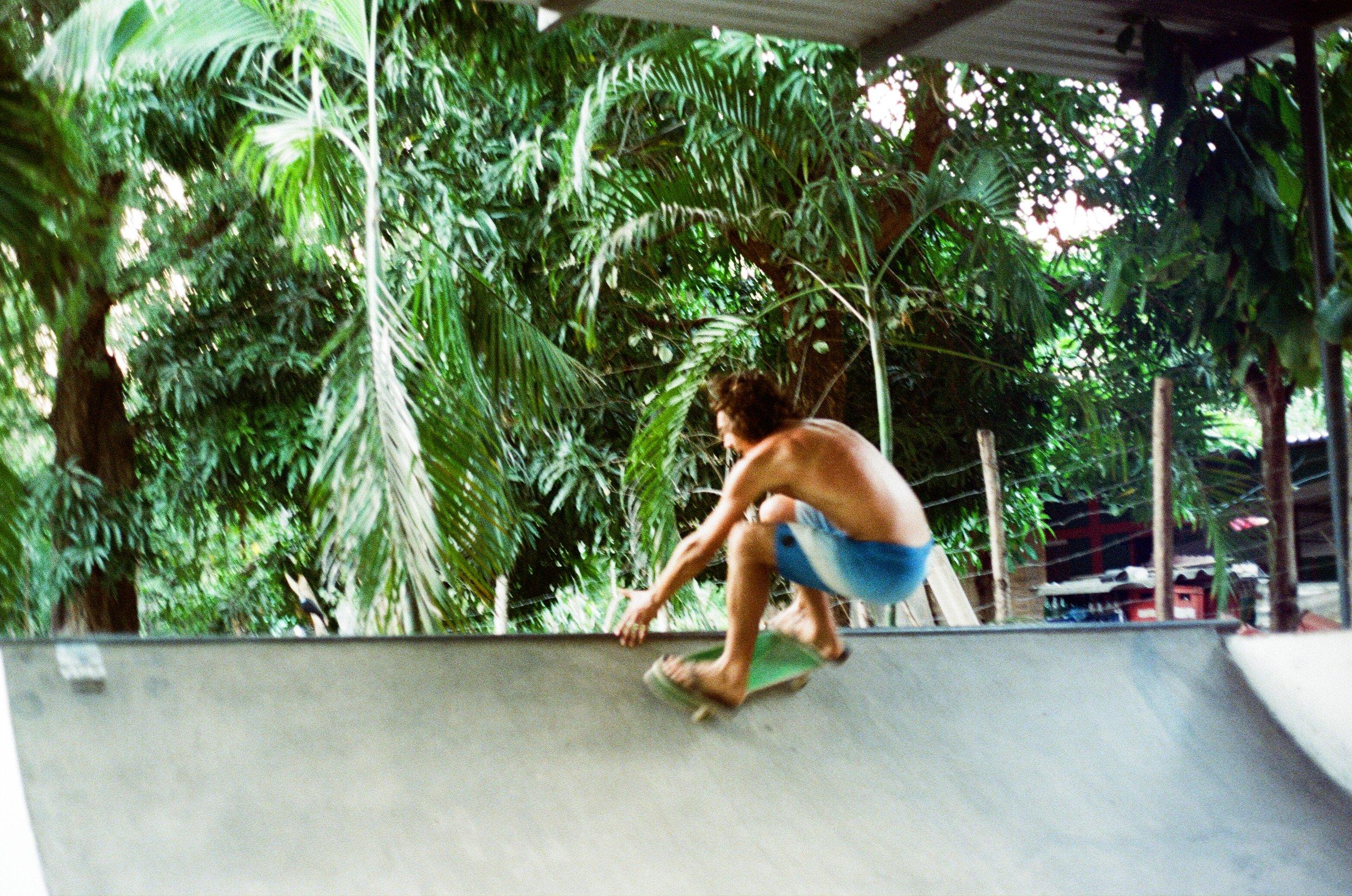 Concrete Surfing