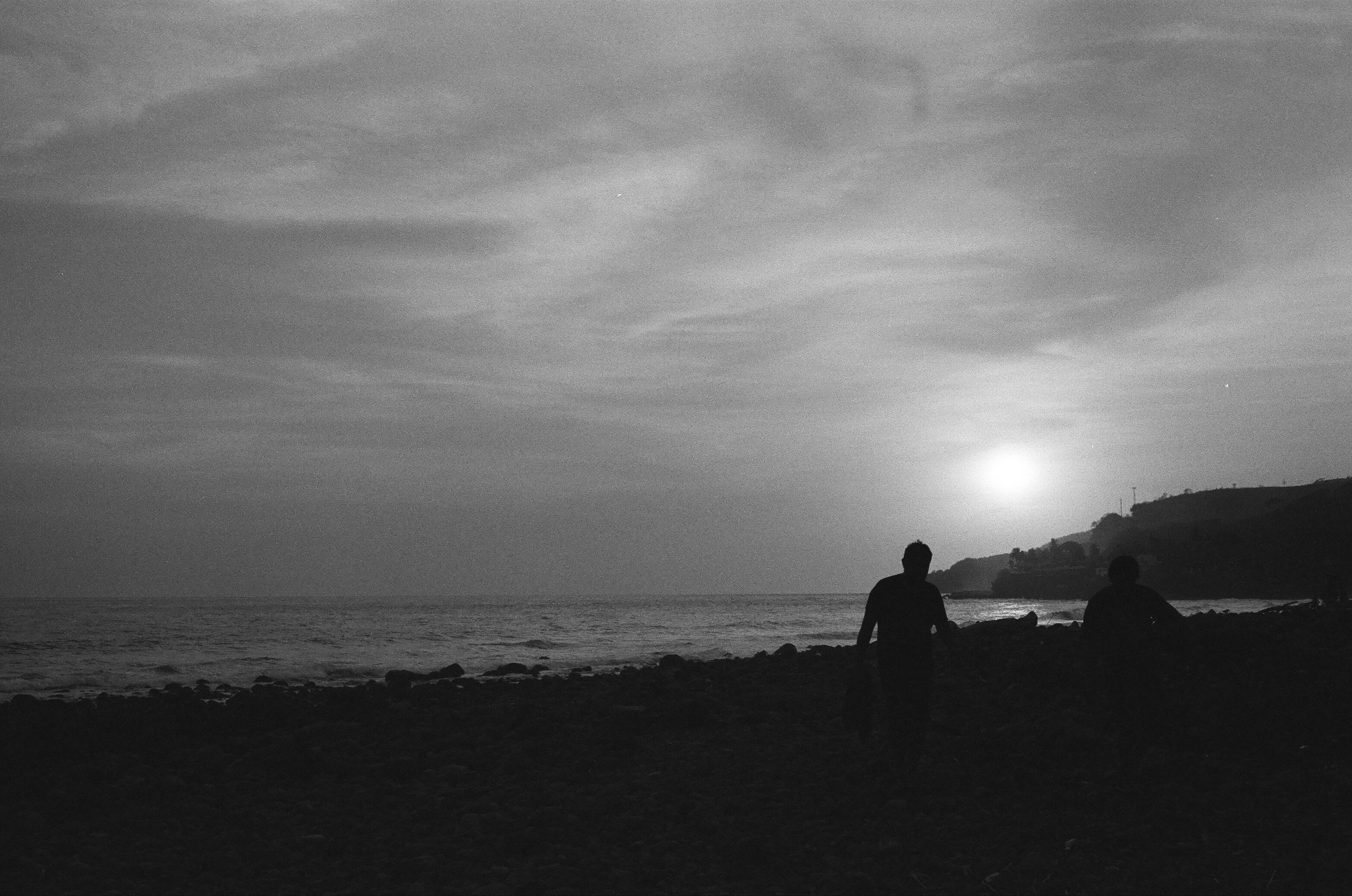 Colorless Sunsets