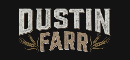 Dustin_far_logo_tan on black.png