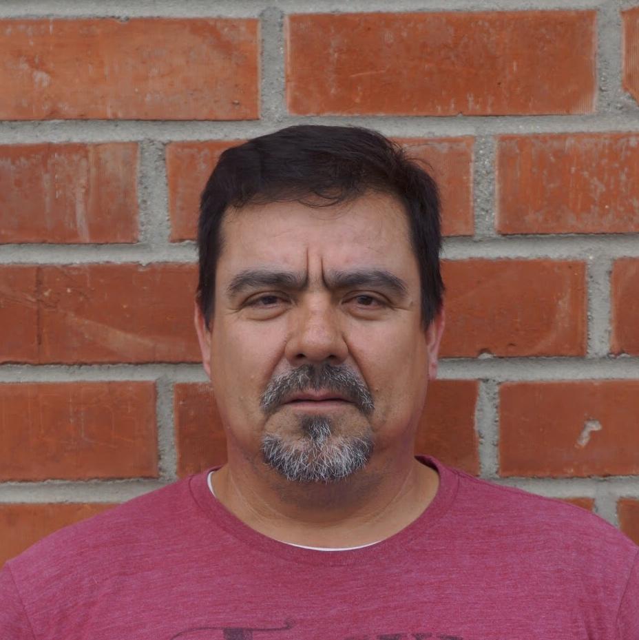Mr. Carrasco, Facilities Manager