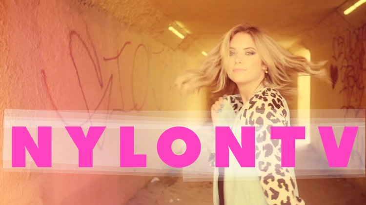 Ashley Benson for NYLON TV