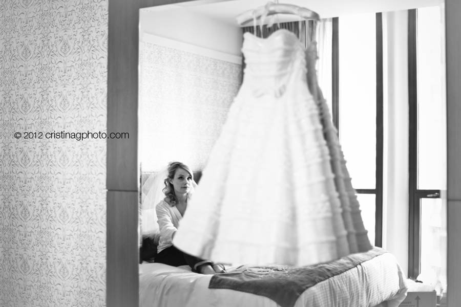 1 Kitchen Chicago Wedding Cristina G Photography Sweetchic Events The Dress