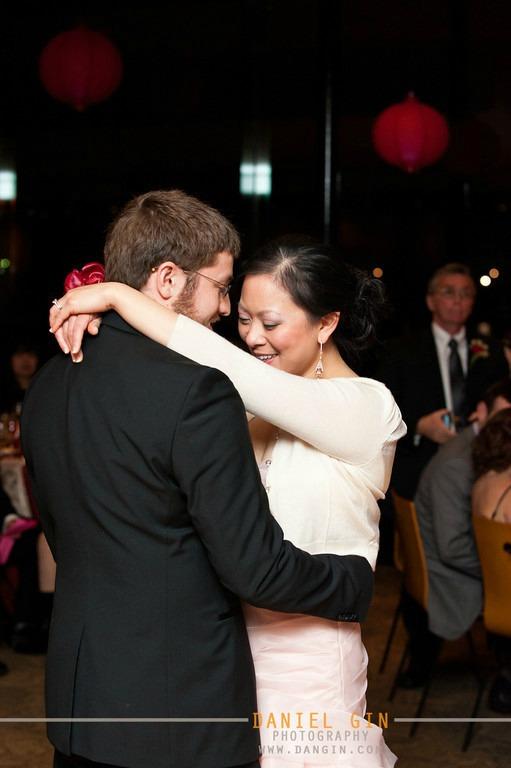 1 Morton Arboretum wedding Dan Gin photography Sweetchic Events first dance 1