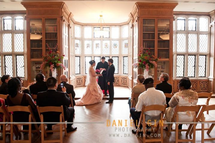 11 Morton Arboretum wedding intimate Founders Room ceremony Dan Gin Photography Sweetchic Events