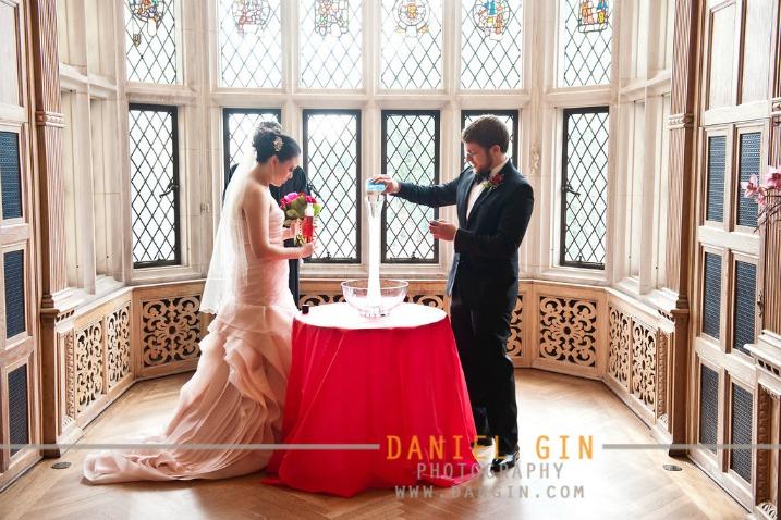 12 Morton Arboretum wedding intimate Founders Room ceremony Dan Gin Photography Sweetchic Events 3