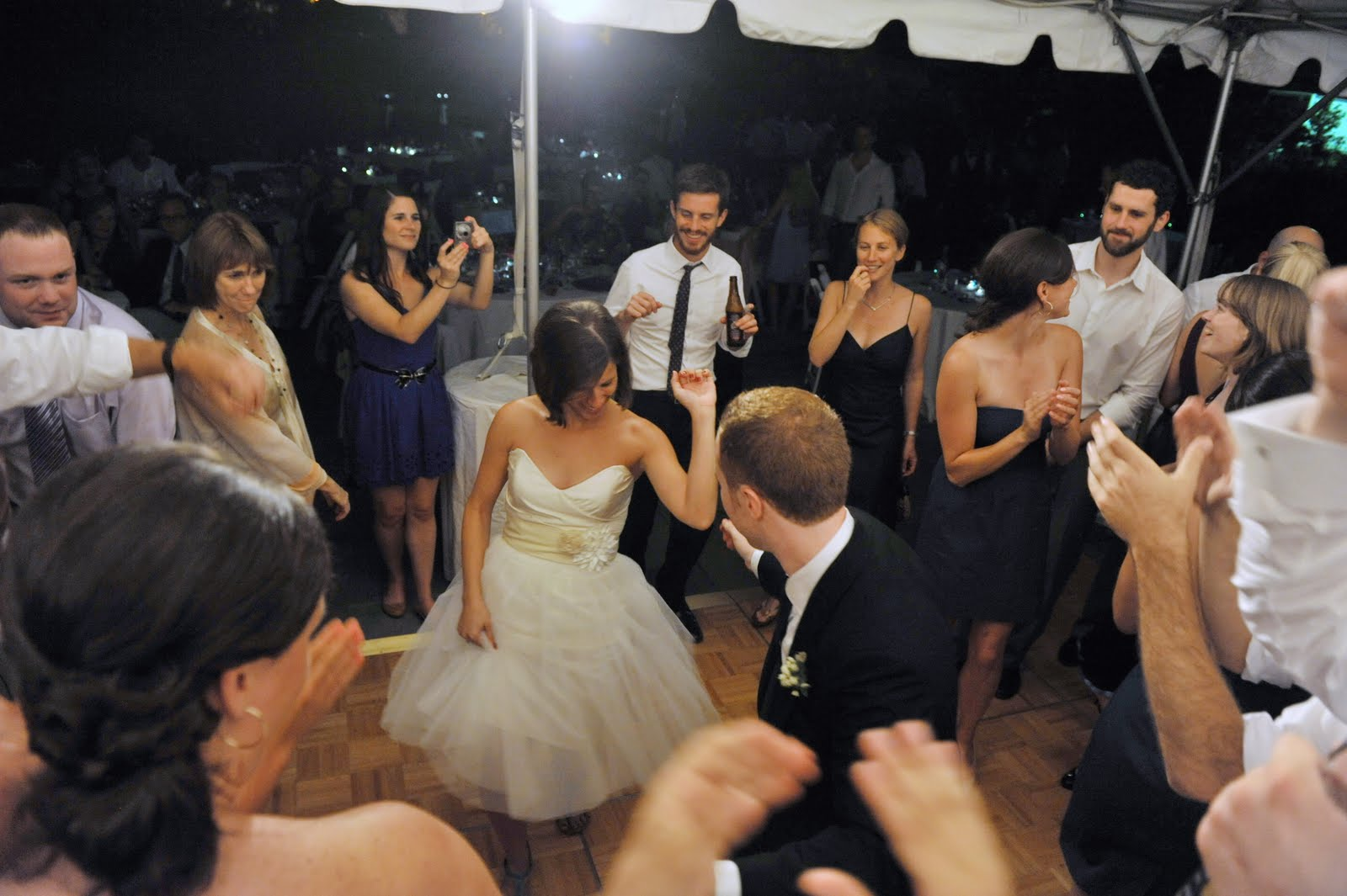 13 Garfield Park Conservatory Wedding Sweetchic Peter Coombs dancing