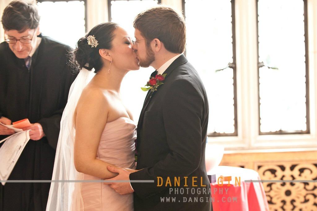 14 Morton Arboretum wedding intimate Founders Room ceremony Dan Gin Photography Sweetchic Events 4