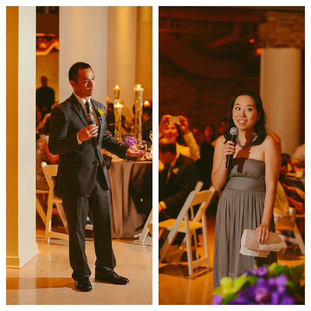 19. Karen.Boris.River East Art Center. Fragola Productions. Sweetchic Events. Best Man & Maid of Honor Speech