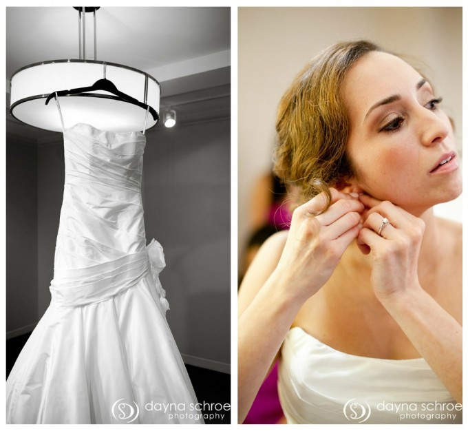 Westin River North chicago wedding sweetchic events dayna schroeder union station getting ready